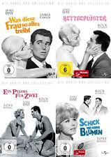 Doris Day Collection (4 Filme) Bettgeflüster - Ein Pyjama für Zwei   | DVD | 440