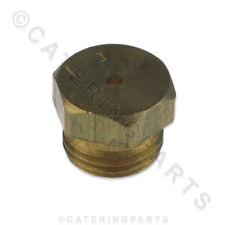 PITCO BRASS LP LPG BURNER NOZZLE JET ORIFICE 1.4mm GAS FRYER 35 C 35C+ 35C+S