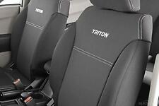MN Triton Neoprene Seat Covers (WETSUIT MATERIAL)  09/2009 - 10/2012   - NEW