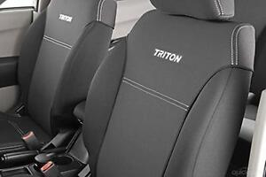 MN 2013 - May 2015 Triton Neoprene (WETSUIT MATERIAL) Seat Covers - NEW