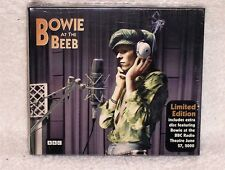 SEALED DAVID BOWIE 3CD / 3 CD - BOWIE AT THE BEEB - LIMITED EDITION