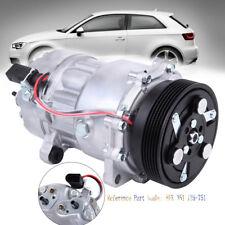 Neu Kompressor Für Audi A3 /TT HELLA Klimakompressor Klimaanlage/8FK 351 125-751