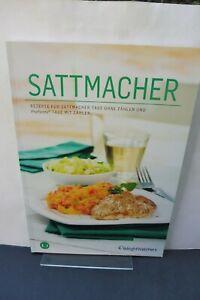 WW Weight Watchers ProPoints Kochbuch Sattmacher