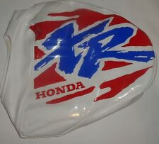 TANK COVER HONDA XR 600 R 1993-1994 !!! FREE SHIPPING WORLDWIDE