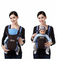 Adjustable Infant Baby Carrier Sling Wrap Baby Bjorn Carrier Backpack Breathable
