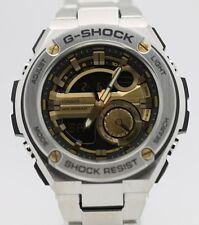 Casio G-Shock S-Steel Layer Guard Structure Men's Watch GST-210D-9A