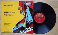 E841 TRIO DI TRIESTE BEETHOVEN PIANO TRIO No.7 DECCA LK 40177