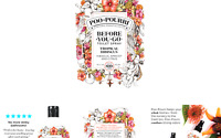 Poo-Pourri Before-You-Go Toilet Spray Refill(Sprayer Not Included), Tropical ...