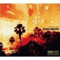 Ashes & Fire - Adams Ryan CD Sealed ! New !