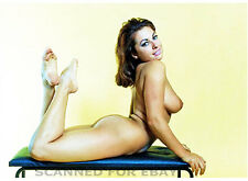 June Palmer model female photo sexy nude busty butt woman girl pic print legs E