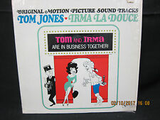 Original Motion Picture Sound Tracks Tom Jones & Irma La Douce - United Artists