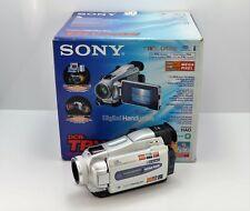 SONY HANDYCAM DCR-TRV25E CAMCORDER BOXED MINI DV DIGITAL TAPE VIDEO CAMERA