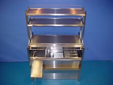 """50 3/4""""W Commercial Underbar Pass-thru IceBin/Cocktail Station/8 Circuit Cp Nsf"""