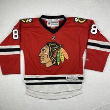 New ListingReebok Youth Size S/M Patrick Kane #88 Nhl Official Jersey Chicago Blackhawks