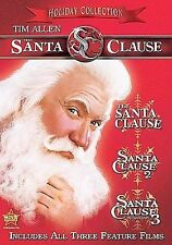 Santa Claus Holiday Collection (DVD, 2008, 3-Disc Set)