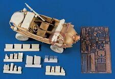 Verlinden 1/35 Volkswagen Schwimmwagen Update Set (for Tamiya) [with PE] 1419