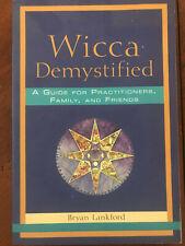 Wicca Demystified by Bryan Lankford (Paperback, 2005, Marlowe & Company)