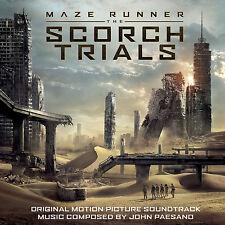 Maze Runner - The Scorch Trials 0888751362925 by John Paesano CD