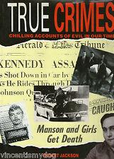 True Crimes by Robert Jackson (BCA edition hardback, 1992)
