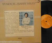 BARRY MILES - Fusion Is ~ GATEFOLD VINYL LP