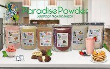 Acai Camu-Camu Cupuacu Graviola Acerola Guarana Powder - 10 lb (Combo Package)