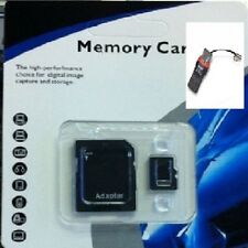 256GB microSD SDXC Flash TF Memory Card Class 10 Micro SD + Adapter + reader