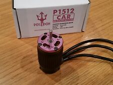 Poseidon P1512-C26 2650kv Brushless car motor 100MPH+ Rustler