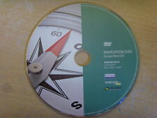 SKODA VW VOLKSWAGEN DVD RNS 510 V3 NAVIGATION DISC SAT NAV EUROPE WEST