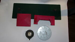 AMERICAN FLYER Talking Station Parts