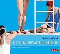 NAOMI WOOD - ALS HEMINGWAY MICH LIEBTE 6 CD NEW