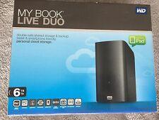 Western Digital My Book Live Duo 6TB: WDBVHT 0060JCH-EESN