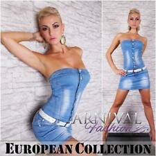 Clubwear Denim Machine Washable Clothing for Women