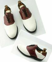 FootJoy Classics Dry Golf Shoes UK 9 EU 43 US 10 Made In USA Rare Style