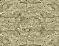 1:43 O Scale Tan Rock Embankment Scenery Sheets for Slot Car Tracks -Five 8.5x11