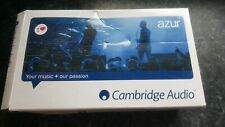 Cambridge Audio Azur 640P Moving Magnet (MM)(MC) Phono Pre-amp Boxed PARTS ONLY
