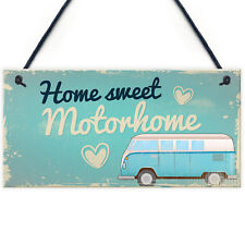 Gifts For Women Motorhome Wall Plaque Caravan Door Sign Friendship Gift For Him