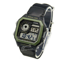 -Casio AE1200WHB-1B Digital Watch Brand New & 100% Authentic