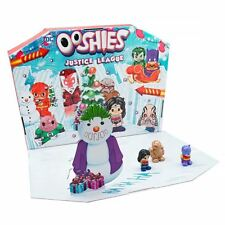 New Ooshies DC Justice League Advent Calendar 24 Figures Christmas Xmas Official