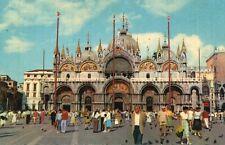 Alte Postkarte - Venedig - San Marco