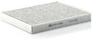 Mann-filter Cabin Air Filter CUK2842 fits Audi Q7 4LB 3.0 TDI quattro