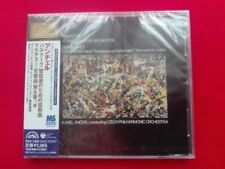 BARTOK: Concerto for orchestra + MARTINU > Czech PO Ancerl / Supraphon Japan N&S