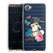 HTC Desire 12 Silikon Hülle Case handyhülle - Collect Moments cute