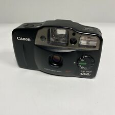 New ListingCanon Sure Shot Owl 35mm Point & Shoot Film Camera 1:4.5 Af Lens