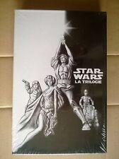 Coffret Star Wars La Trilogie éditions Delcourt