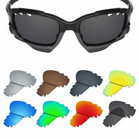 POLARIZED Replacement Lenses for-OAKLEY Jawbone Vented Sunglasses - Options