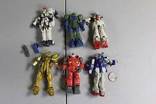 G Gundam Figure Collection Lot parts pieces Shining Hyper Mode Robots Bandai HTF