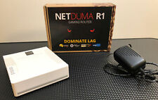 NETDUMA R1 Gaming Router: Dominate Lag - RB951 Series