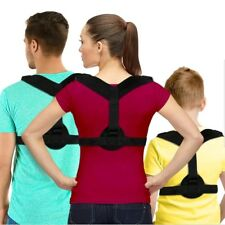 Posture Corrector Back Brace for Men and Women Upper and Thoracic Spine New