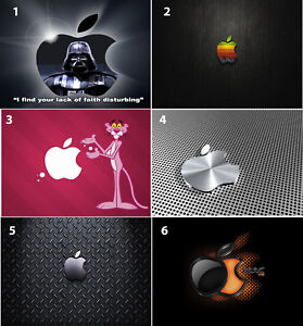 DARTH VADER & OTHERS APPLE MOUSEMAT MOUSE MAT PAD Mac iMac MacBook compatible