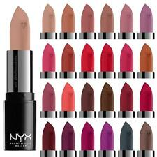 NYX Shout Loud Satin Lipstick, You Choose